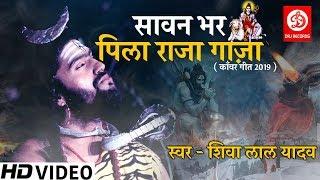 सावन भर पिला राजा गाज़ा ( सावन स्पेशल भजन 2019 ) Shiva Lal Yadav का SUPERHIT BOLBAM SONG 2019