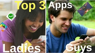 TOP 3 APPS FOUND IN A NIGERIAN GUY