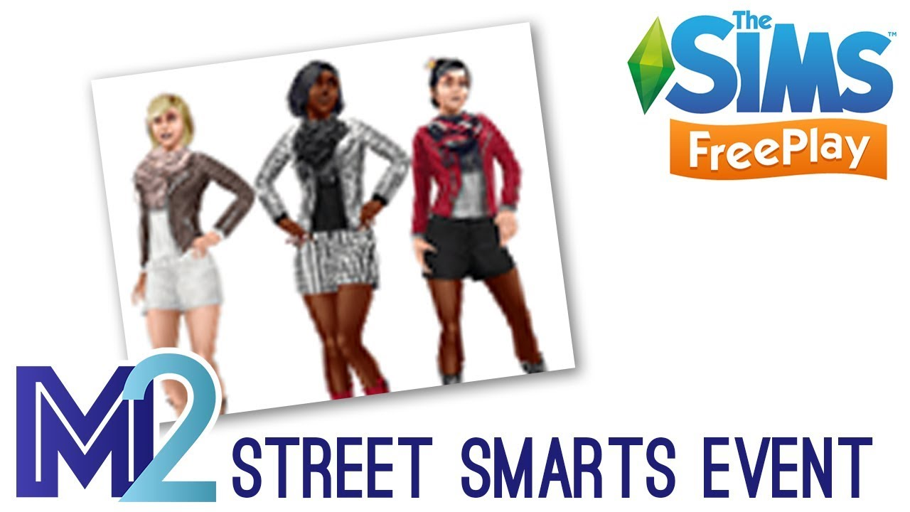 Sims Freeplay Street Smarts Event Tutorial Walkthrough Youtube