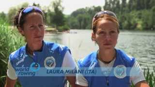 Laura Milani & Elisabetta Sancassani (ITA)
