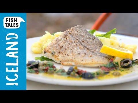 Pan fried HADDOCK & Sauce Provençale | Bart van Olphen