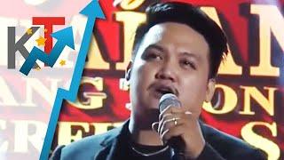 Gem Christian sings Suddenly in Tawag Ng Tanghalan Quarter Finals 2021