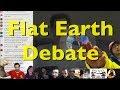 Flat Earth Debate 28