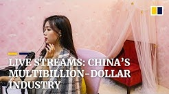 Why live streaming is becoming China's most-profitable form of electronic media