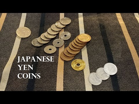 Japanese Yen Coins Explained (円, en, ¥, JPY, JP¥)