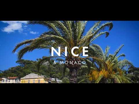 Nice ( France ) and Monaco [ Cinematic Travel Video ]