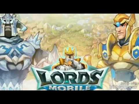 OMG! NEW LORDS MOBILE HACK... MAX VIP LEVEL AND UNLIMITED GEMS