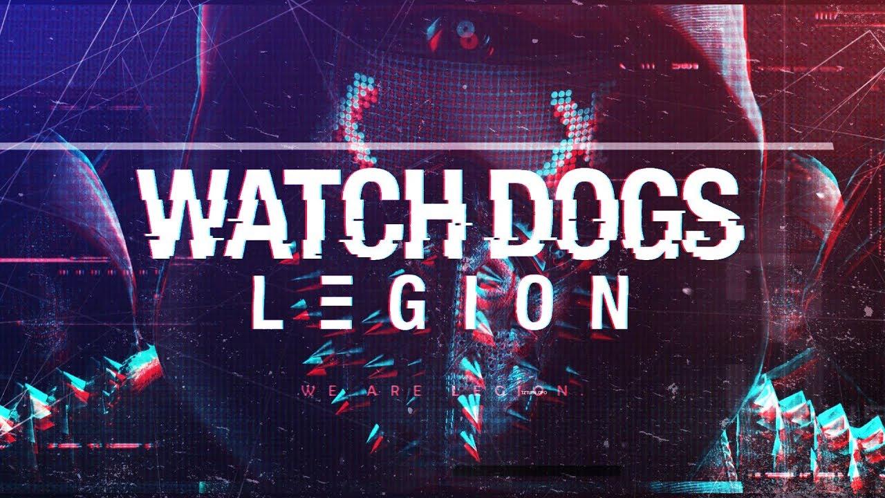 Watch Dogs Legion Glitch Intro Template 363 Sony Vegas Pro Youtube
