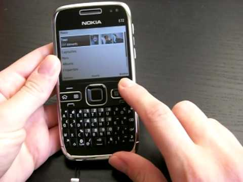 Test du Nokia E72 | par Top-For-Phone.fr