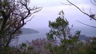 阿嘉島の中岳展望台と大岳(26.10.27)  by tateishicl on YouTube