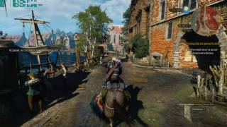 The Witcher 3 (Maxed Out) [GTX 1060 3GB/i7 2600k]