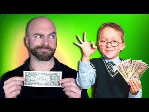 10 Self-Made Kid Millionaires!