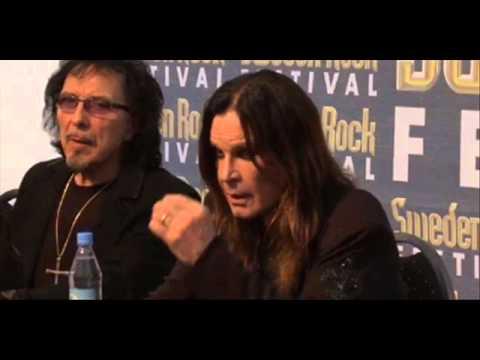 New Black Sabbath album? + Sabbath press conference in Sweden -- KISS Las Vegas residency?