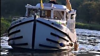 Goldener Oktober -mit dem Hausboot auf Tour