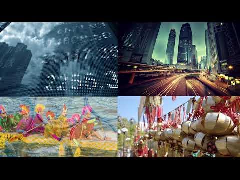 Гонконгский индекс Hang Seng
