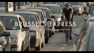 Brussels Express - Bike Messengers Documentary