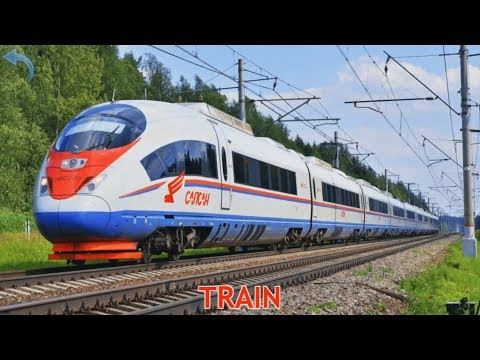 Learn Transport Names - Vehicle Sounds \ Educational