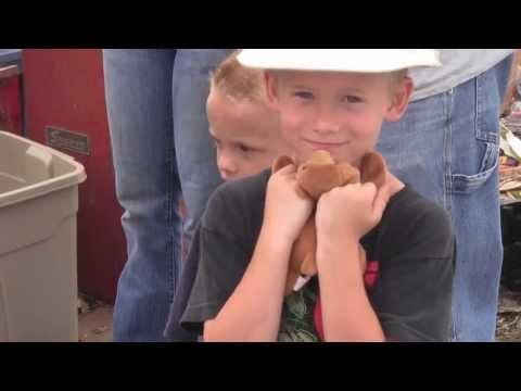 Teddy Bear Brigade Oklahoma Tornado
