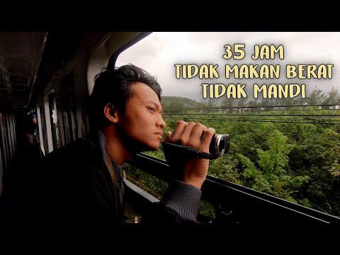 "35 JAM KELAPARAN di Kereta Api ""FIRST CLASS"" Vietnam Hanoi - Ho Chi Minh City"
