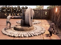 Conan Exiles - BREAKING THRALLS on the Wheel of Pain and Finding Iron!  - Multiplayer Gameplay Ep 3