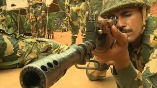 BSF- India's frontier line of Defence | DD NE Documentary