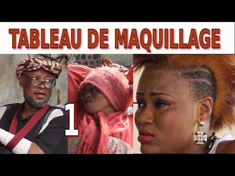 TABLEAU DE MAQUILLAGE Ep 1 Theatre Congolais avec Ada,Buyibuyi,Vue de Loin,Barcelon,Marie Jeanne