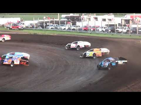 IMCA Modified Makeup feature Benton County Speedway 8/12/18