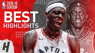 Pascal Siakam BEST Highlights & Moments from 2018-19 NBA Regular Season, Playoffs & the Finals!