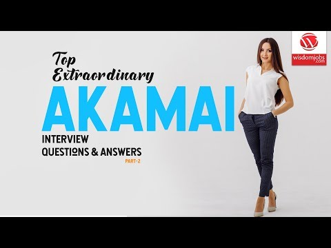 Akamai Technologies Interview Questions And Answers 2019 Part-2 | Akamai Technologies