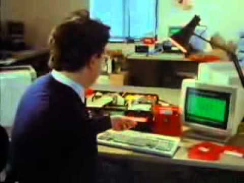 Antenna (BBC 1989) Computer Viruses & Hacking