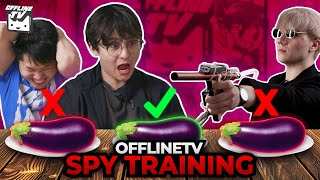 OFFLINETV SPY TRAINING MEMORY GAME ft. Masayoshi LilyPichu Scarra Michael DisguisedToast Yvonnie