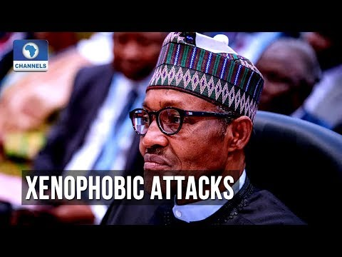Recap: Buhari Sends Special Envoy To South Africa Over Xenophobic Attacks