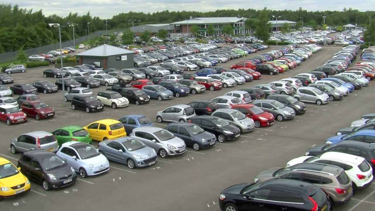 Fords Of Winsford Used Cars