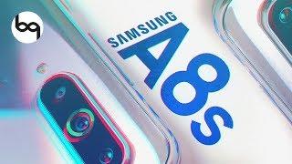 Snapdragon 710 и IPS !?!? Samsung Galaxy A8s обзор нетипичного самсунга a8 s infinity-o дисплеем