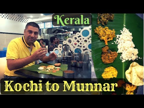 Kochi to Munnar, Kerala | 4 hour journey done in 14 hours Episode 2