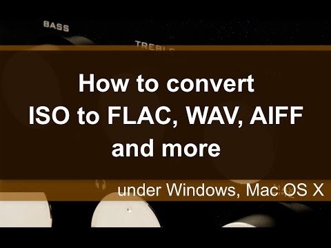 How to Convert ISO to FLAC [Mac and Windows]