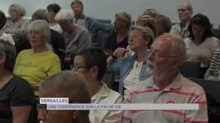 Versailles : une conférence sur la fin de vie