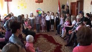 В Шимске прошли торжественные мероприятия, посвященные Дню семьи