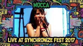 Mocca LIVE @ Synchronize Fest 2017
