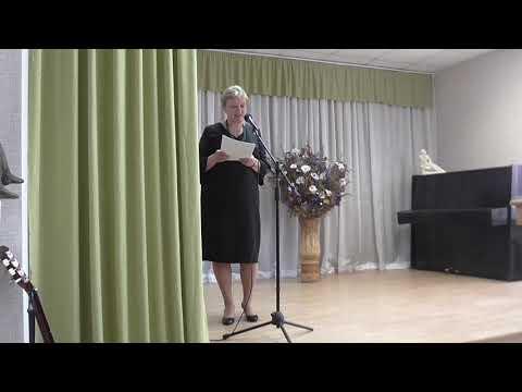 Душевные стихи Галины Лойко  Вечер литературного объединения Театр слова (город Сафоново)