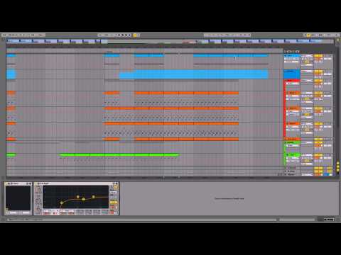 Structure and Arrangement in Electronic Music: Creation (Structuring)