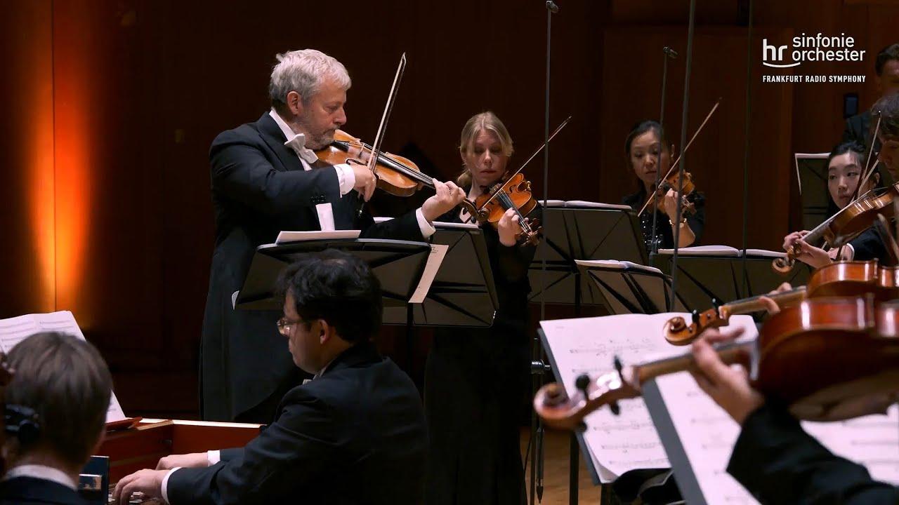 Mozart: Sinfonie Nr. 13 F-Dur KV 112 ∙ hr-Sinfonieorchester ∙ Fabio Biondi
