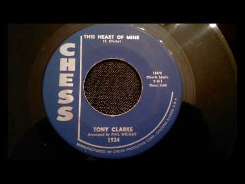 Tony Clarke - This Heart Of Mine - Mellow Mid 60's Soul