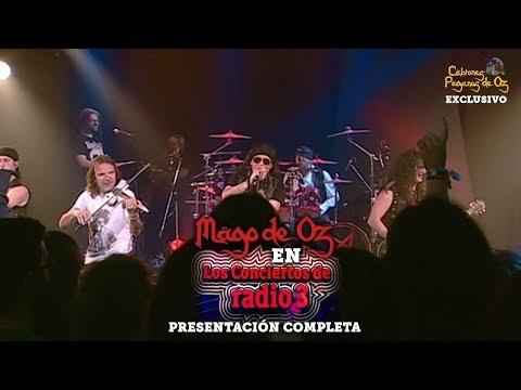 Mägo de Oz – Los conciertos de Radio 3 con Mägo de Oz (Presentación Completa) – 02/10/2017