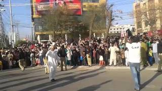 HERO BAND PK(LAHORE) PERFORMING IN AZM E PAKISTAN MARCH ON 23 MARCH 2016