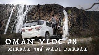 Salalah, Mirbat und Wadi Darbat | OMAN VLOG #8