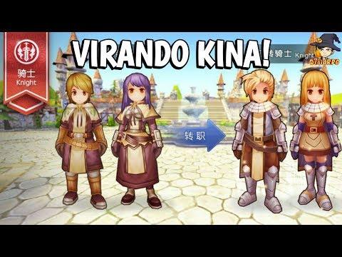 Essa demora! Quest pra virar Knight / Ragnarok Mobile / GAMEPLAY ANDROID BR
