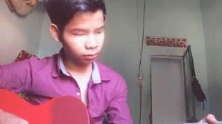 Lắng nghe nước mắt - Mr.Siro ( cover guitar)