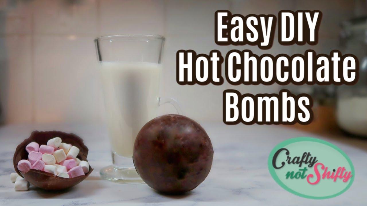 Easy DIY Hot Chocolate Bombs