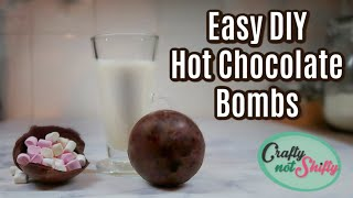Easy DIY Hot Chocolate Bombs